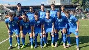 Riccardi-Portanova: Italia U19, gol d'autore