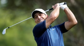 Golf, Race to Dubai: Molinari arretra, Wallace leader