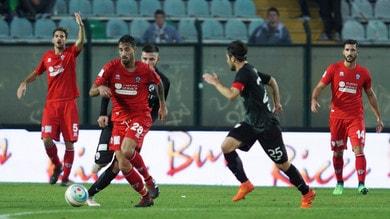 Serie C, cambio d'orario per cinque gare