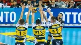 Volley: Superlega, l'8a giornata parte con l'anticipo Vibo-Padova