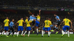 Brasile-Uruguay: il film della sfida