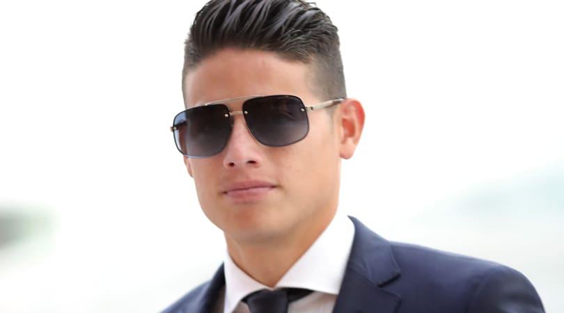 Juventus, rispunta James: il Bayern non lo riscatterà