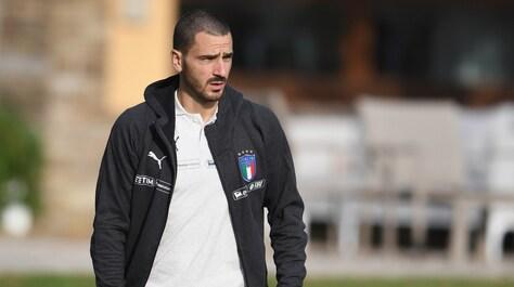 Bonucci: «Italia fuori dal Mondiale? Macchia che non si cancellerà mai»