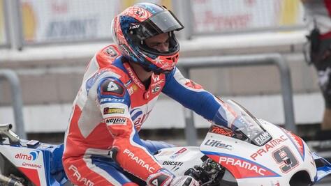 MotoGp Valencia, Petrucci: «Volevo qualcosa in più»