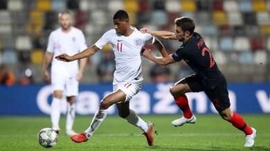 Nations League: Inghilterra-Croazia, quote spareggio
