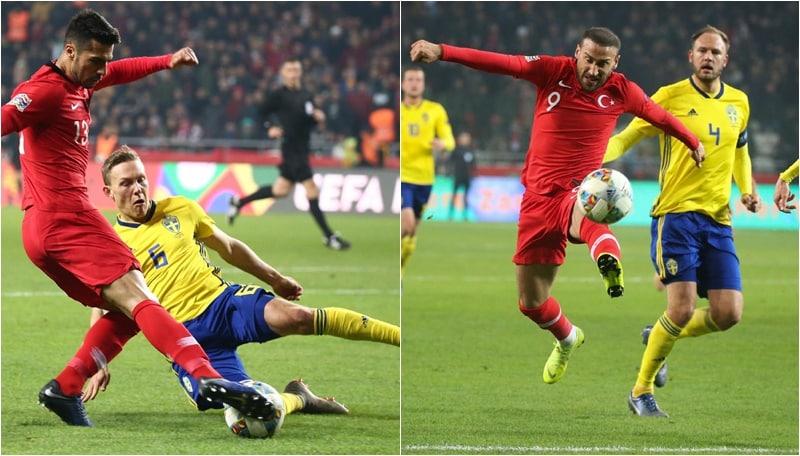 Nations League, Granqvist manda la Turchia in Serie C