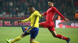 Nations League, la Svezia vince in Turchia