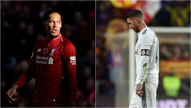 Van Dijk:«Sergio Ramos non è il migliore al mondo»