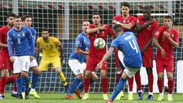 Nations League, Italia-Portogallo 0-0: lusitani alle Final Four