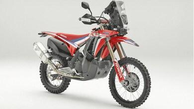 Honda CRF450L Rally: nuovo concept da