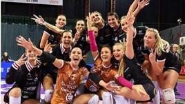 Volley: A2 Femminile, Perugia espugna il campo di Trento