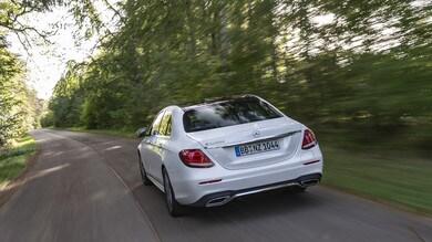 Classe E 300 de EQ Power, il Diesel plug-in hybrid by Mercedes