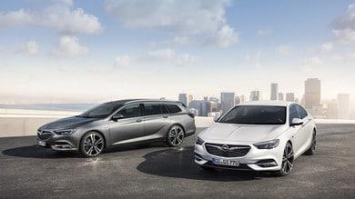 Opel Insigna, ecco a voi l'ammiraglia multimedia
