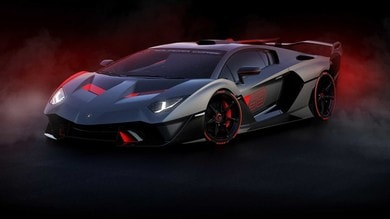 Lamborghini SC18 Alston, dalla pista alla strada
