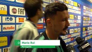 """Mario Rui: """"Complimenti all'Italia. Su Insigne e Jorginho..."""""""