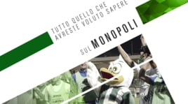 Monopoli, il volo del gabbiano