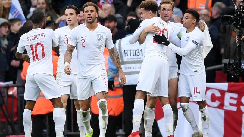 Nations League, l'Inghilterra vince in rimonta: Croazia retrocessa!