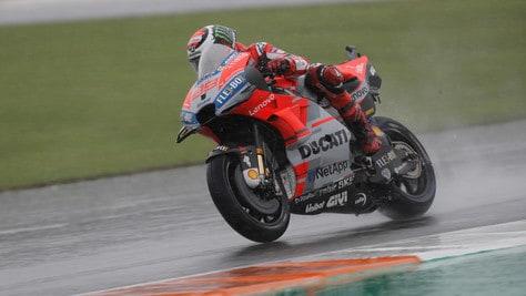 MotoGp Ducati, i saluti di Lorenzo: «Ora una grande sfida»