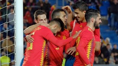 Spagna ok con la Bosnia: decide Mendez