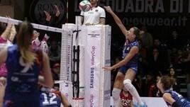Volley: A2 Femminile, Soverato colpo ad Orvieto