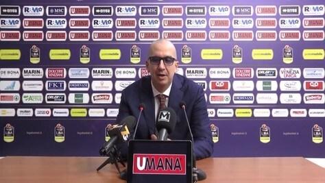 """Basket, De Raffaele: """"Gara decisa dai singoli"""""""