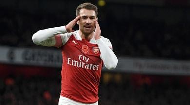 Dall'Inghilterra:«Ramsey alla Juve. Guadagnerà oltre 10 milioni»