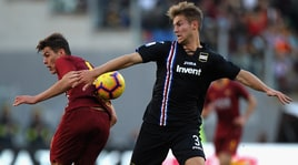 Calciomercato Sampdoria, l'agente di Andersen: «Non penso si muoverà fino a giugno»