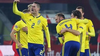 Uefa Nations League, Svezia-Russia: gialloblu, a 1,90 la vittoria per il primato