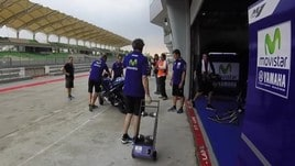 MotoGp, Rossi deluso dal Gp di Valencia