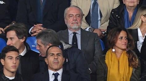De Laurentiis: «Napoli, compro ma non dico chi»