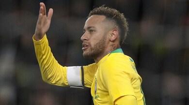 Neymar: «Non esiste alcun problema con Cavani»