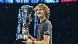 Tennis, le quote consacrano Zverev: nel 2019 il primo Slam