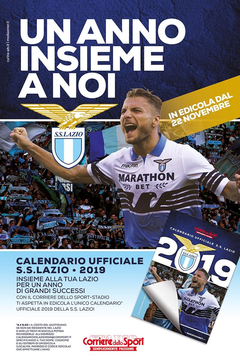 Calendario Ufficiale S S Lazio