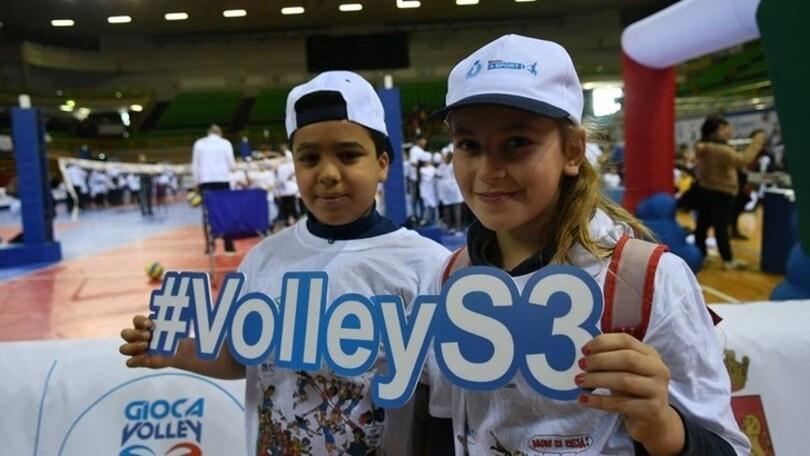Volley:  Gioca Volley S3 in Sicurezza, gran finale ad Udine