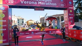 Kenia protagonista alla Volkswagen Veronamarathon