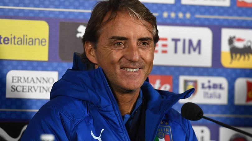 Domani amichevole Italia-Usa. Esperimenti per Mancini. Chiesa ancora dal primo minuto