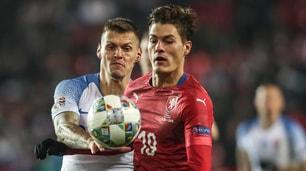 Schick trascina la Repubblica Ceca: Slovacchia ko