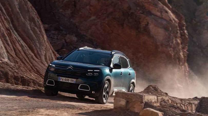 Citroën C5 Aircross, testate le versioni più performanti