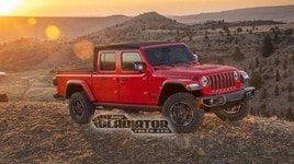 Jeep, a Los Angeles torna il Gladiator