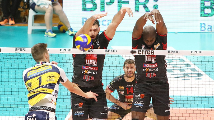 Volley: Champions League, nella prima giornata subito il derby Civitanova-Modena
