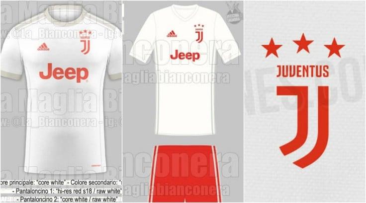 Juventus, ecco la nuova maglia pre match Corriere dello Sport