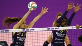 Volley: Champions Femminile, domani la sfida  Conegliano-Scandicci