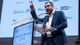 Anticorruzione, Salvini, voto sbagliato