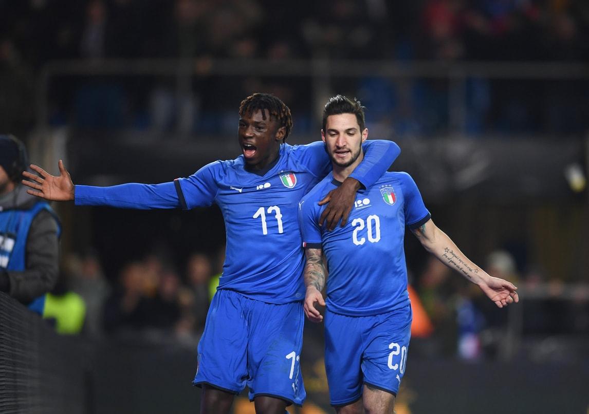 Italia-Usa 1-0, le foto più belle del match