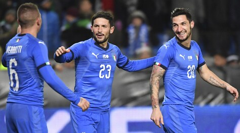 Italia-Usa 1-0: decide Politano al 94'