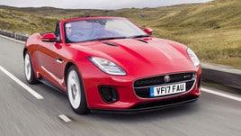F-Type, Jaguar punta su un futuro sportivo ed elettrico