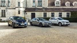 Renault Koleos, Espace e Talisman 2019: un salto di gamma
