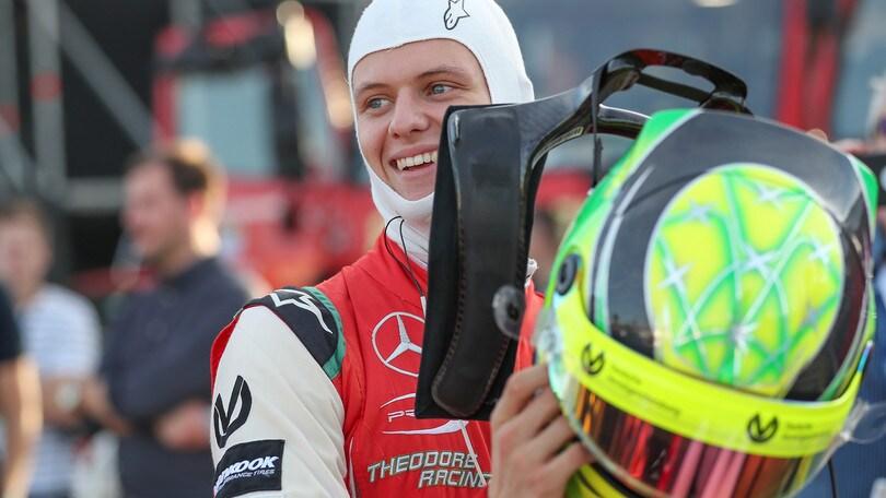 F1, Race of Champions: Schumi Jr in coppia con Vettel