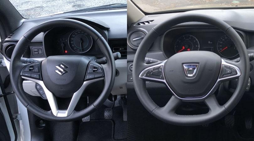 Suzuki Ignis vs Dacia Duster: prova doppia