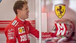 F1 Abu Dhabi, Vettel: «Curve 2 e 3 sono speciali»